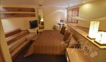 Love Hotel Pirámides Narvarte, Habitación Suite Motel - Hamaca