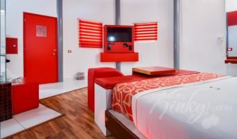 Love Hotel Pistolas, Habitacion Hotel Sencilla