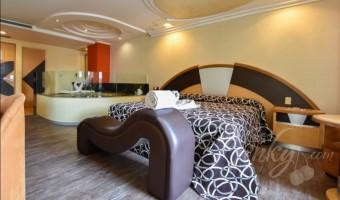 Love Hotel Plaza Camarones Hotel & Villas, Habitacion Pole Jacuzzi