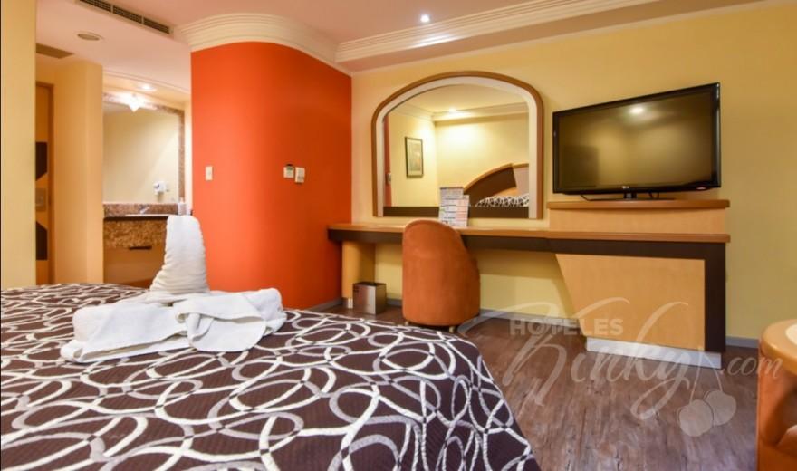 Love Hotel Plaza Camarones Hotel & Villas, Habitacion Torre Standard