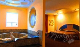 Love Hotel Plaza Camarones Hotel & Villas, Habitacion Villa Jacuzzi