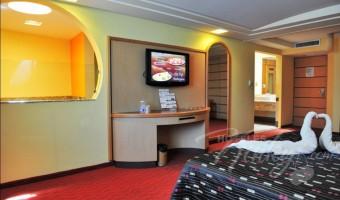 Love Hotel Plaza del Rey Hotel & Villas, Habitacion Jacuzzi
