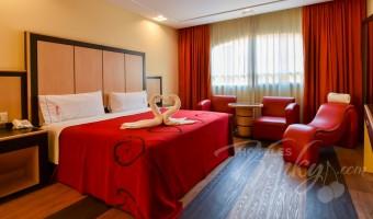 Love Hotel Plaza del Rey Hotel & Villas, Habitación Jacuzzi Master Solarium
