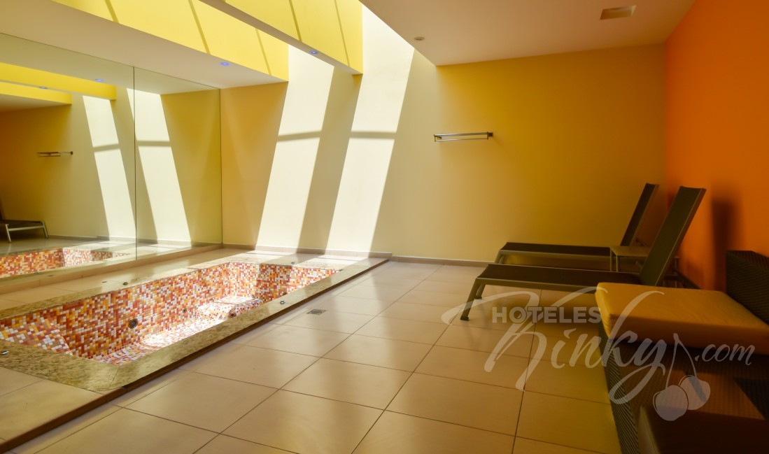 Love Hotel Plaza del Rey Hotel & Villas, Habitacion Jacuzzi Master Solarium
