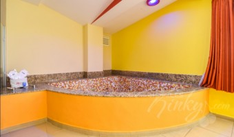 Love Hotel Plaza del Rey Hotel & Villas, Habitacion Jacuzzi Villa
