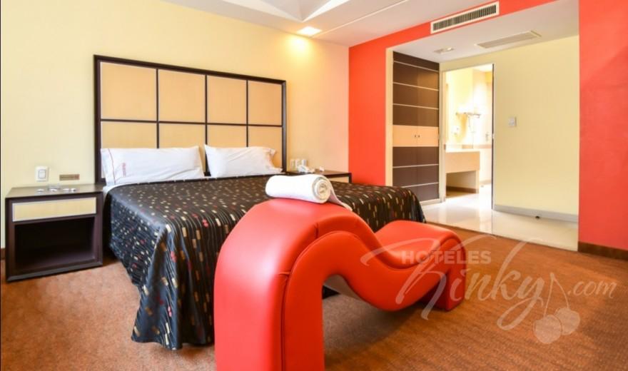 Love Hotel Plaza del Rey Hotel & Villas, Habitacion Standard