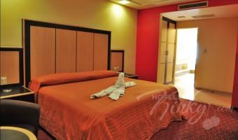 Love Hotel Plaza del Rey Hotel & Villas, Habitacion Villa Jacuzzi Standard