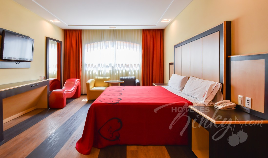 Love Hotel Plaza del Rey Hotel & Villas, Habitacion Villa Standard