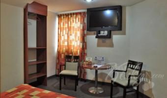 Love Hotel Plaza Delta, Habitacion Hotel Sencilla