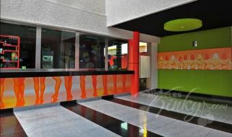 Love Hotel Pop Life en la Zona Sur de la Ciudad de México