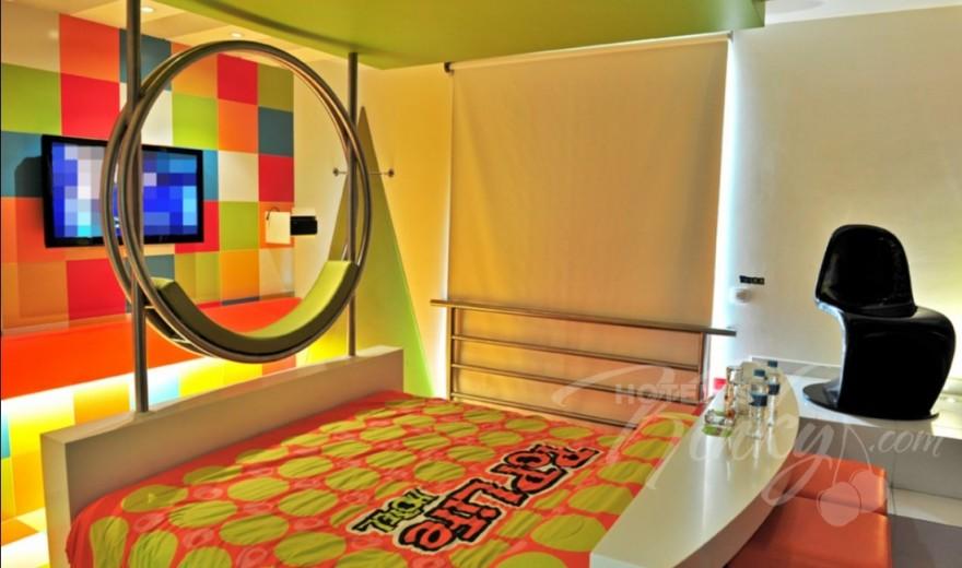 Love Hotel Pop Life, Habitacion Villa Sencilla