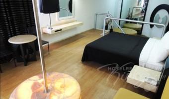 Love Hotel Villa Pórticos, Habitacion Master Suite Cama Colgante