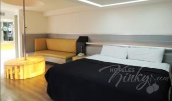 Love Hotel Villa Pórticos, Habitacion Master Suite Potro Colgante