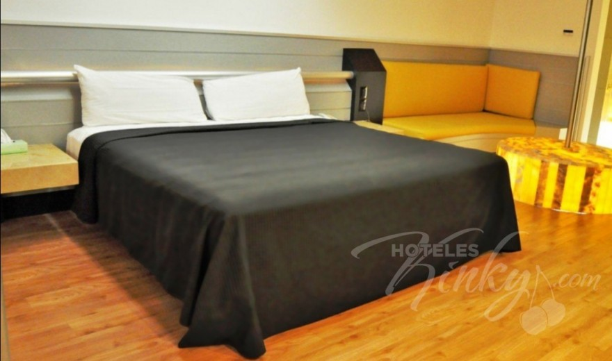 Love Hotel Villa Pórticos, Habitacion Master Suite con Privado