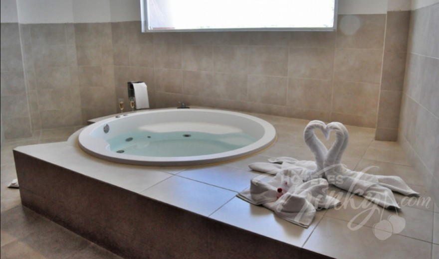 Love Hotel Porto Alegre Motel & Suites, Habitacion Hotel Jacuzzi