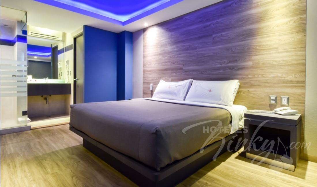 Love Hotel Porto Alegre Motel & Suites, Habitacion Hotel Sencilla