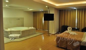 Love Hotel Porto Alegre Motel & Suites, Habitación Motel Jacuzzi