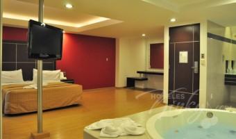 Love Hotel Porto Alegre Motel & Suites, Habitacion Motel Jacuzzi