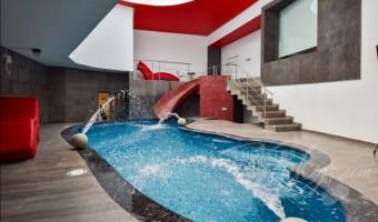 Love Hotel Puente Grande Auto Hotel , Habitacion Alberca
