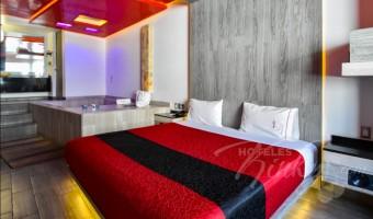 Love Hotel Puente Grande Auto Hotel , Habitacion Jacuzzi