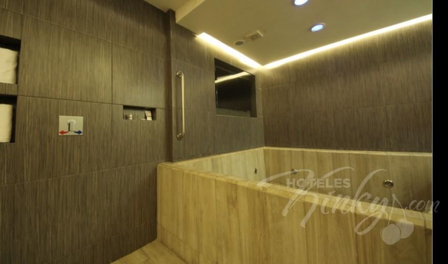 Love Hotel Puente Grande Auto Hotel , Habitación Jacuzzi VIP