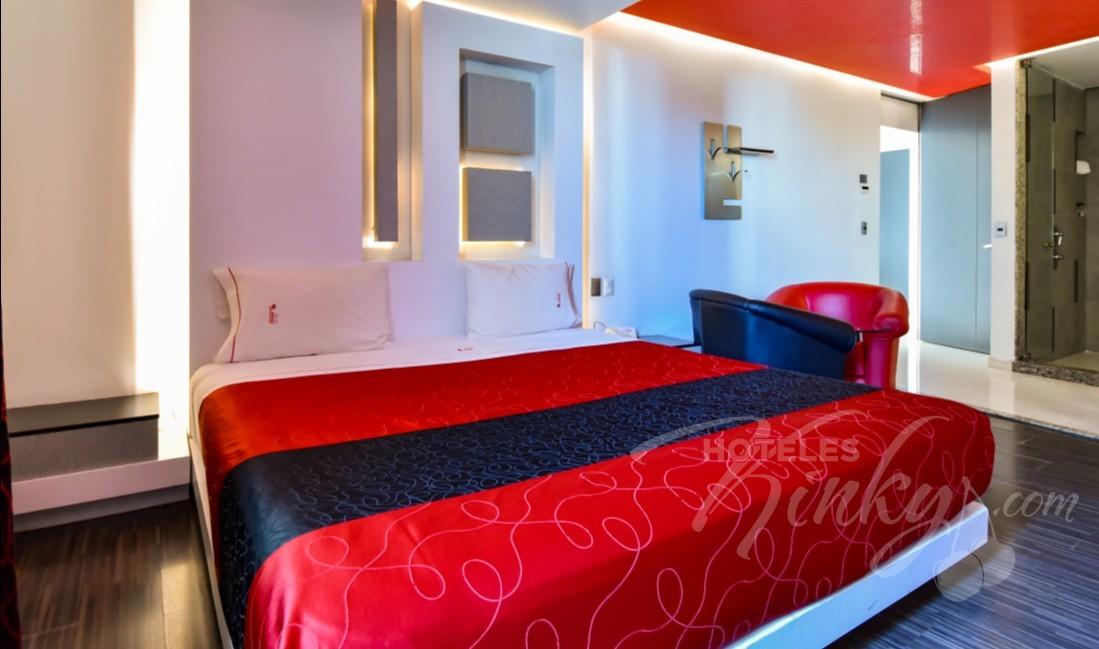 Love Hotel Puente Grande Auto Hotel , Habitación Suite Sencilla