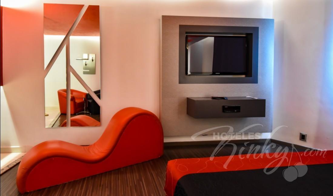 Habitaciòn Suite Sencilla del Love Hotel Puente Grande Auto Hotel