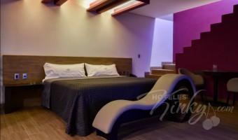 Love Hotel Punto G Elements , Habitacion Sky Dome Cubos del Amor