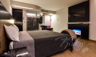 Love Hotel Punto G Elements , Habitacion Suite Sencilla