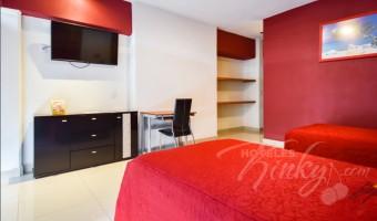 Love Hotel Quinta Tlalpan Hotel & Suites, Habitacion Doble
