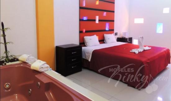 Imagen del Love Hotel Quinta Tlalpan Hotel & Suites