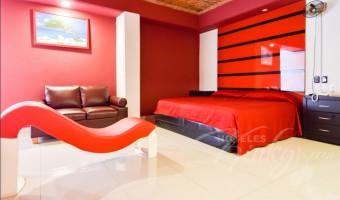 Love Hotel Quinta Tlalpan Hotel & Suites, Habitacion Jacuzzi