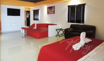 Love Hotel Quinta Tlalpan Hotel & Suites, Habitación Master