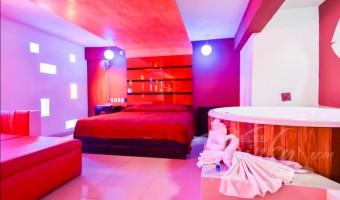 Love Hotel Quinta Tlalpan Hotel & Suites, Habitación Villa Master