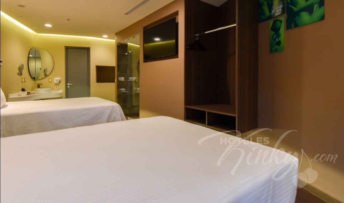 Habitaciòn Suite Doble  del Love Hotel Quinto Elemento