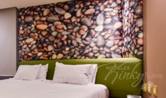 Love Hotel Quinto Elemento , Habitacion Suite Jacuzzi