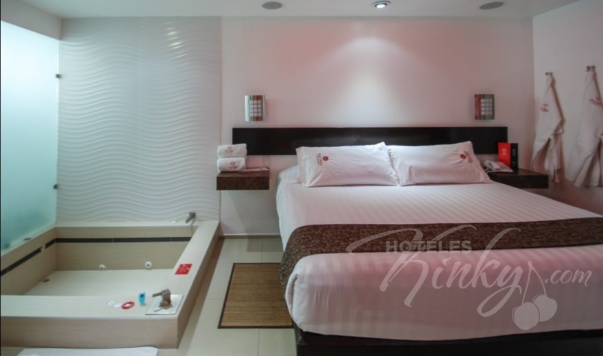 Love Hotel Real Palace Motel Boutique , Habitacion Suite Jacuzzi