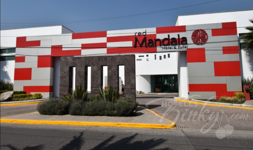 Love Hotel Red Mandala Hotel & Suites