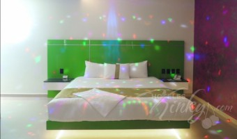 Love Hotel Red Mandala Hotel & Suites, Habitacion Villa Amber