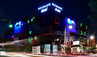 Love Hotel Rocinante