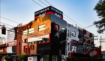 Love Hotel Rocinante  de la Ciudad de México  para Gay