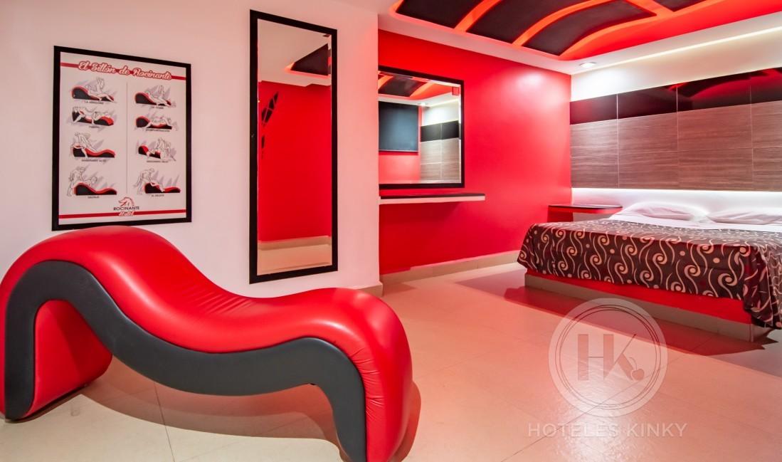 Love Hotel Rocinante, Habitación Sencilla