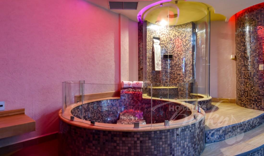 Habitaciòn Jacuzzi Motel  del Love Hotel RomAmor