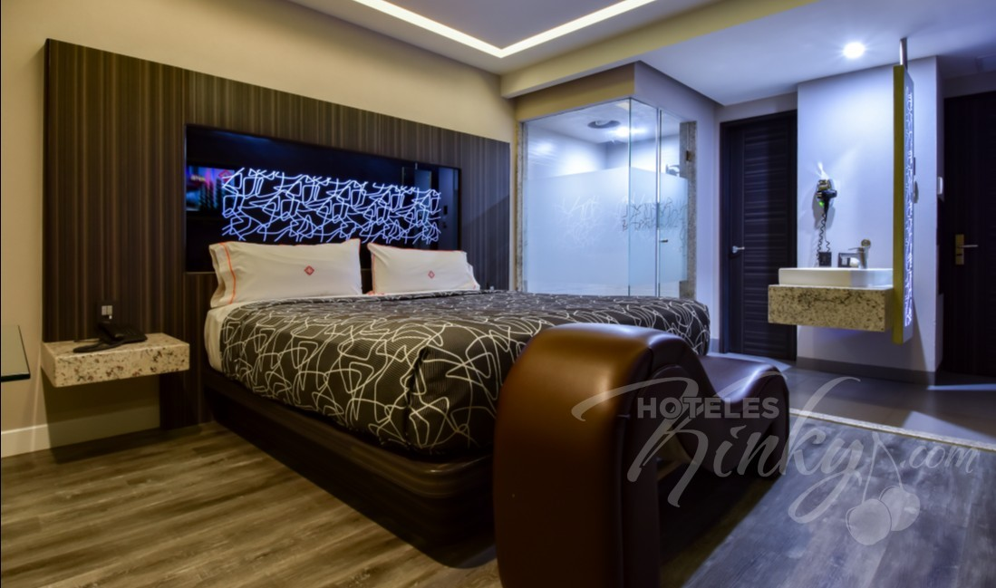 Love Hotel RomAmor, Habitacion Sencilla Hotel