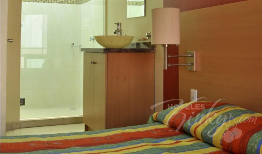 Love Hotel Romanz, Habitacion Basic