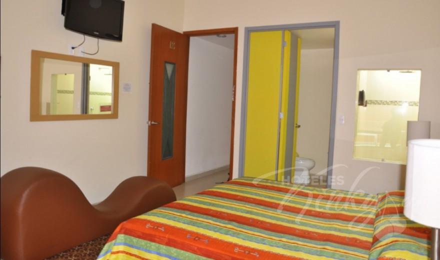 Love Hotel Romanz, Habitacion Master con Jacuzzi