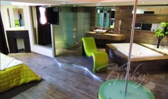 Love Hotel San Remo Villas & Suites , Habitación Master Suite