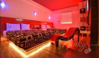 Love Hotel Santa Fe Hotel & Villas, Habitacion Torre Doble
