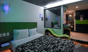 Love Hotel Santa Fe Hotel & Villas, Habitacion Villa Sencilla