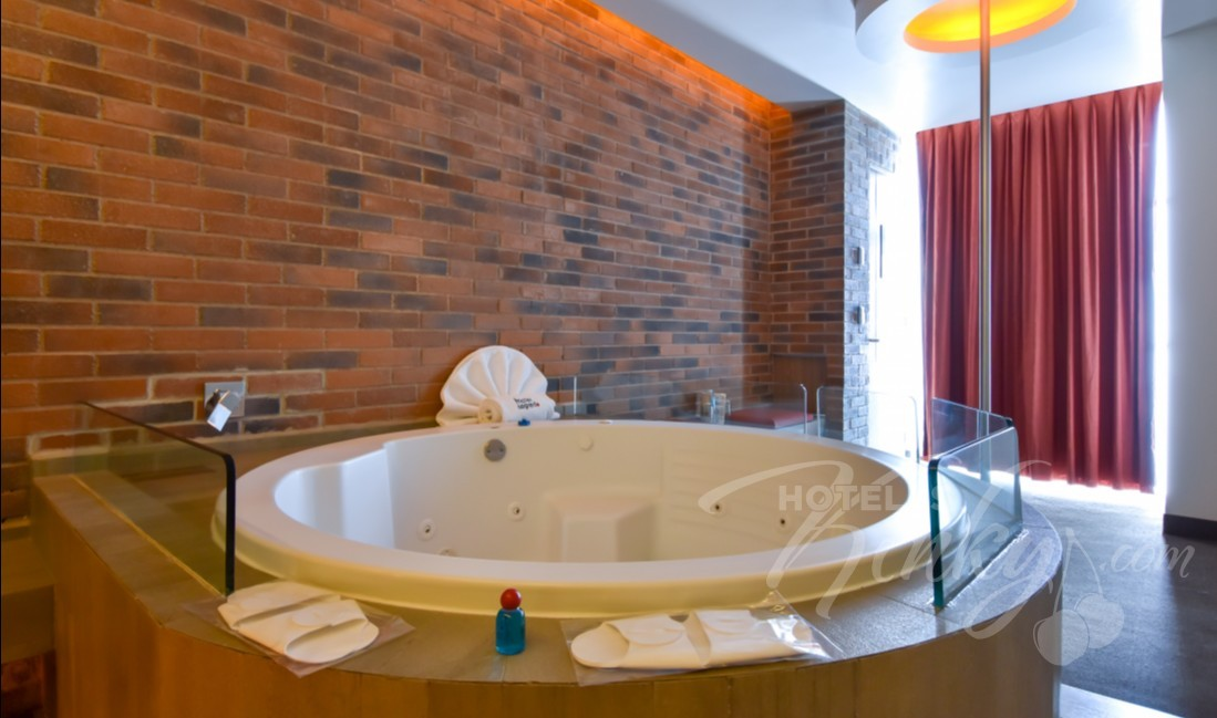 Love Hotel Segredo , Habitacion Hotel Jacuzzi